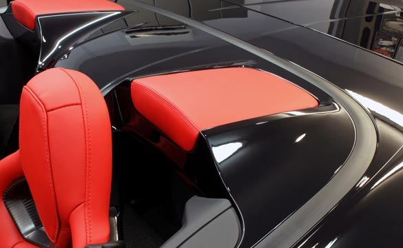 Nowicki Autosport Releases New C7 Convertible Leather Tonneau Inserts