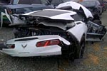 Is this the Worst C7 Corvette Crash Yet?