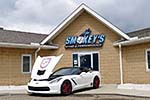 CorvetteBlogger Visits Smokey's Dyno and Performance