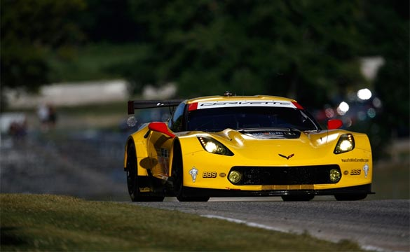 Corvette Racing at Road America: An Uphill Battle for Corvette C7.Rs