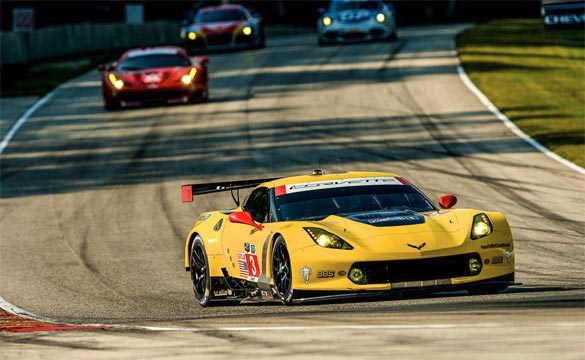 Corvette Racing at Road America: Sixth, Seventh in GTLM for Chevrolet Corvette C7.Rs