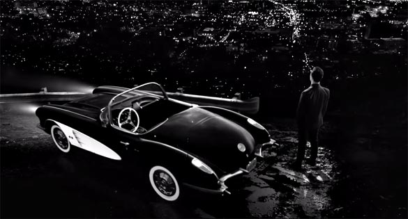 [VIDEO] 1959 Corvette Featured in Sin City Movie Sequel