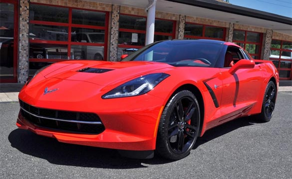 2014 Corvette Stingray Production Comes to End