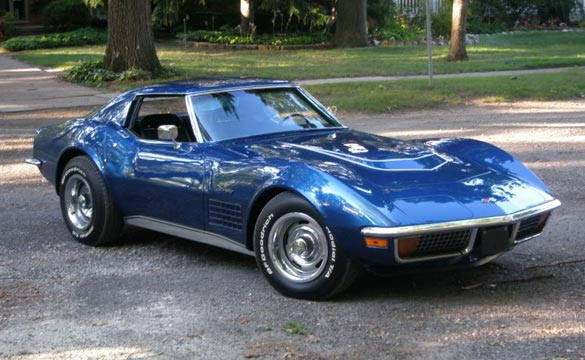 Would You Like to Own a CorvetteBlogger's 1972 LT-1 Corvette Coupe?