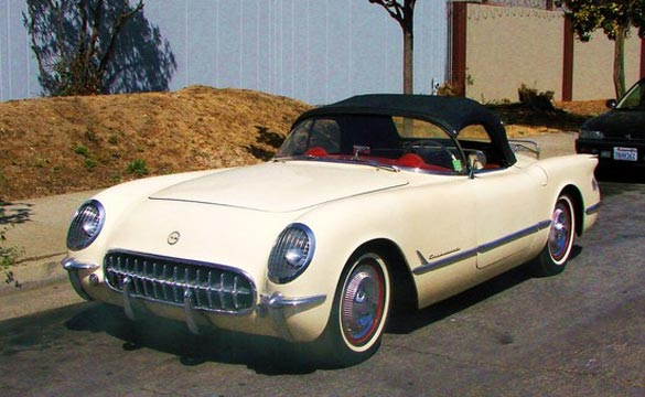 Russo and Steele to Auction a 1953 Corvette with VIN 149 at Monterey