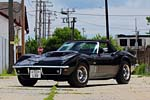 Tony DeLorenzo's Personal Triple Black 1969 L88 Corvettes Heads to Mecum Dallas