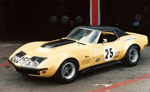 Tony DeLorenzo Triple Black 1969 L88 Corvettes