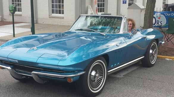 [STOLEN] 1965 Corvette Stolen During the Woodward Dream Cruise