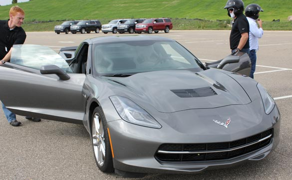 [PICS] 2015 Corvette Stingray in Shark Gray