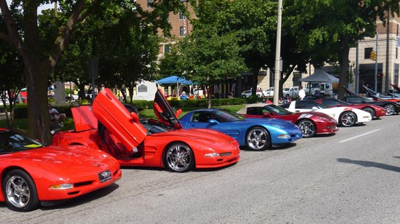 Corvette Reunion:  The Biggest and Best Yet!