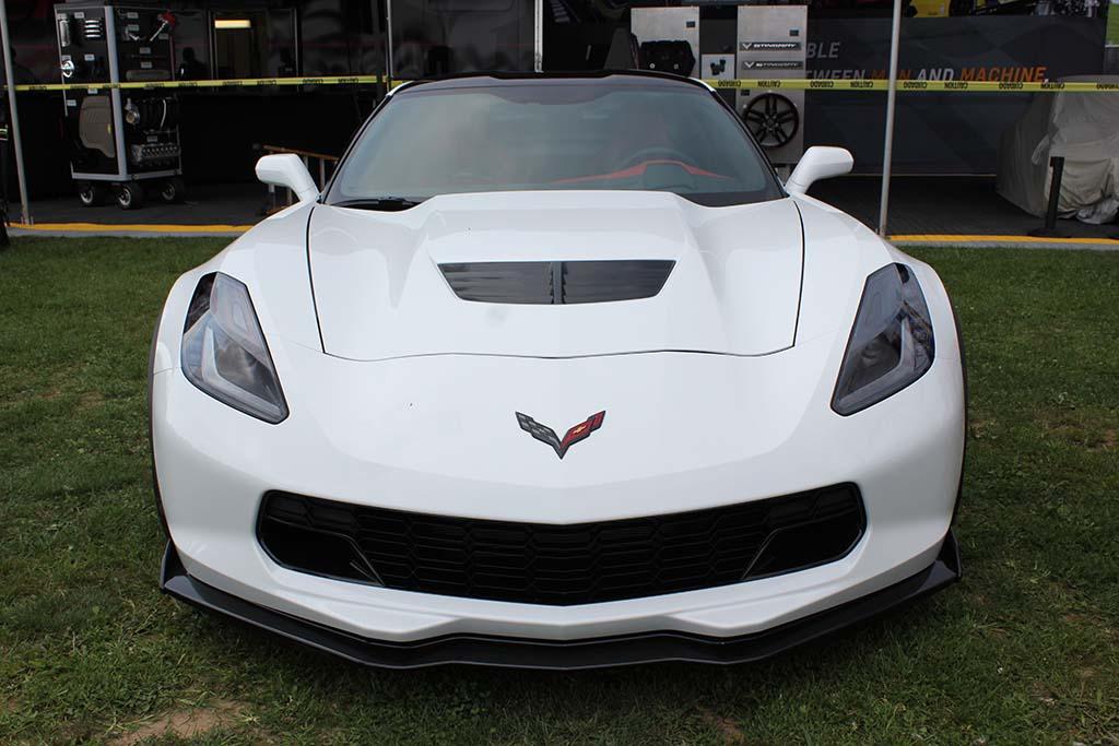 chevrolet announces msrp for 2015 corvette z06 will start at 78995 - 2015 Corvette Z06 White