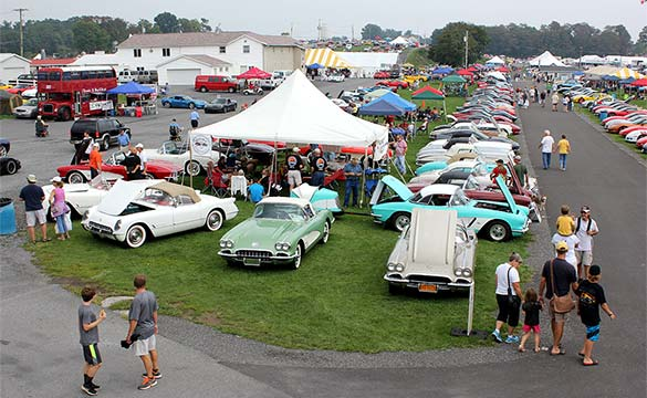 [POLL] What's Your Favorite Part of Corvettes at Carlisle?