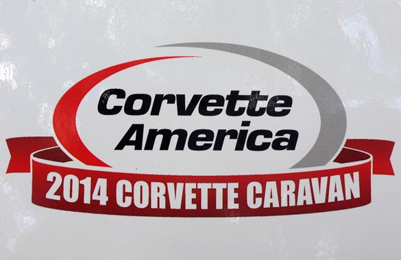 Win a $2500 Gift Certificate in Corvette America's National Corvette Caravan Photo Contest
