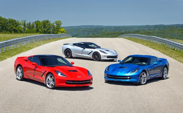 OFFICIAL: GM Production of 2014 Corvette Stingrays Totals 37,288