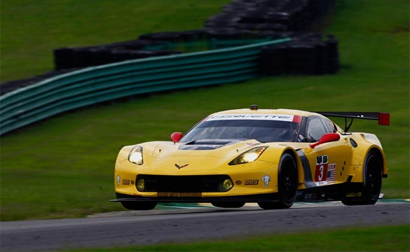 Corvette Racing at VIR: Tough Going for Pair of
