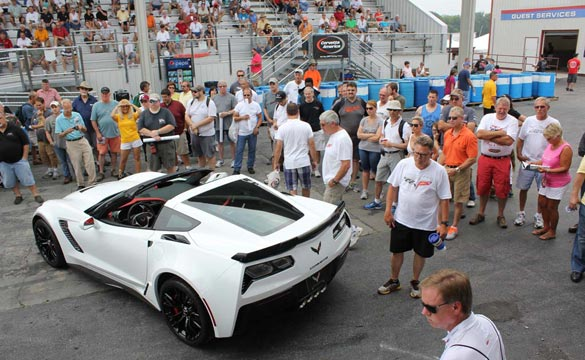 [PICS] The 2014 Corvettes at Carlisle Show