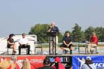 The Corvette Museum's Motorsports Park Grand Opening Ceremony