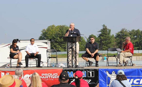 [VIDEO] Watch the Corvette Museum's Motorsports Park Grand Opening Ceremony