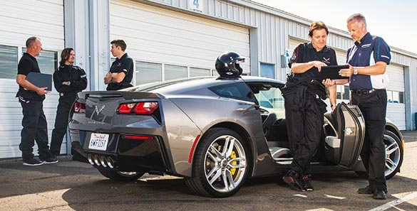 [VIDEO] Chevrolet Puts the 2015 Corvette's Performance Data Recorder to the Test