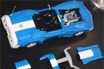 Lego Artist Recreates the 1969 Corvette Stingray