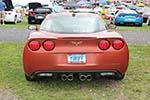 The Corvette Vanity Plates at Corvettes at Carlisle 2014