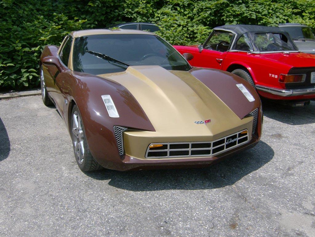 Transformers Customized 2006 Corvette a No Sale on eBay ...