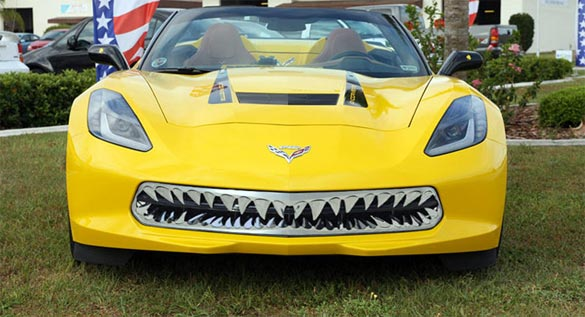 [VIDEO] The Sharknado of C7 Corvette Stingray Accessories