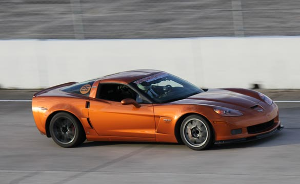 Join the Corvette Museum's First Ever HPDE Event at the NCM Motorsports Park