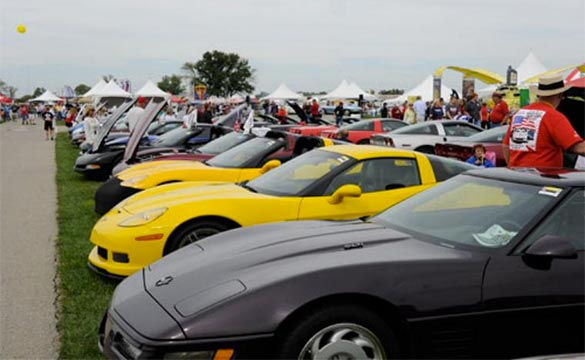 [POLL] What's Your Favorite Part of Corvette Funfest?