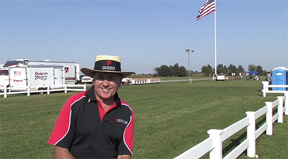 [VIDEO] CorvetteBlogger Talks with Mike Yager at the 2014 Corvette FunFest