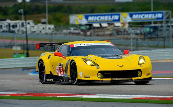 Corvette Racing at COTA: C7.Rs to Start Seventh and Ninth in GTLM