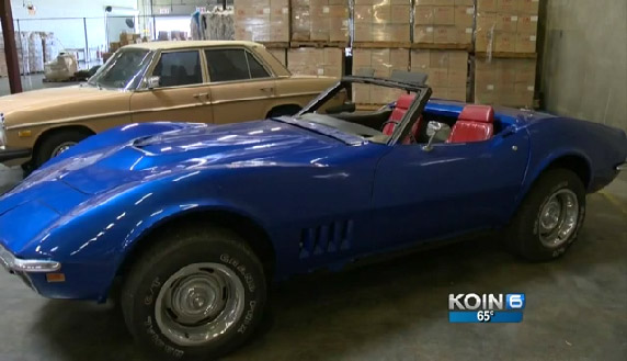 [STOLEN] 1969 Corvette Stolen in 1988 Recovered but Real Owner Remains a Mystery
