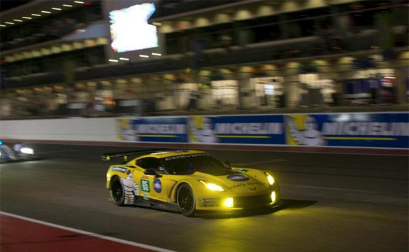 Corvette Racing at COTA: Team America Finishes Seventh in 6-Hour FIA WEC Race