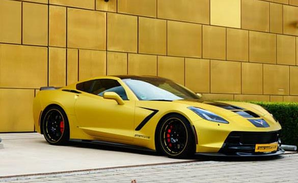 GeigerCars Adds Power and Sophistication to the C7 Corvette Stingray