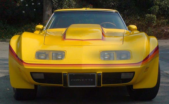 Corvettes on eBay: 1975 Eckler's Can-Am Wide Body Corvette