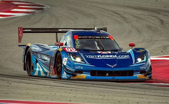 GM Considering Future of Corvette DP Prototypes After 2016