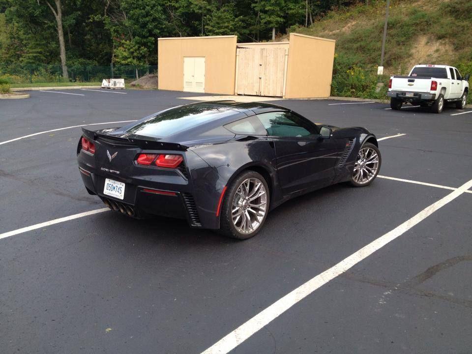 PICS] A Trio of 2015 Corvette Z06s Spotted Testing in Ohio - Corvette