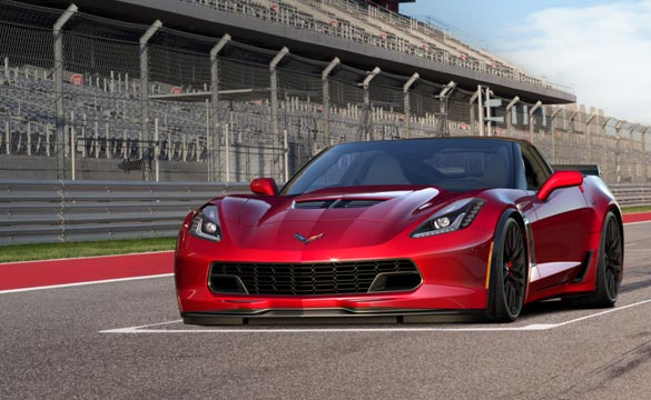 2015 Corvette Z06 Interactive Configurator Now Online at Chevrolet.com