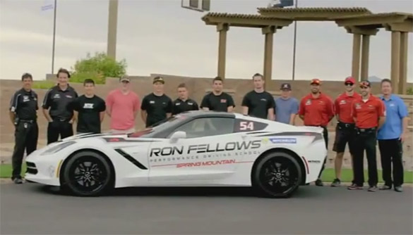 [VIDEO] Young NASCAR Drivers Take the Ron Fellows Performance Driving Course at Spring Mountain Motorsports Ranch