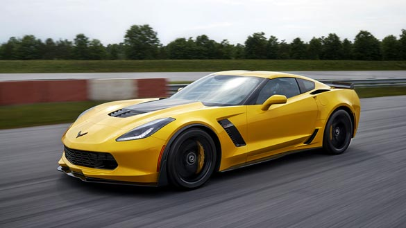 Chevrolet Releases the Official Performance Statistics for the 2015 Corvette Z06