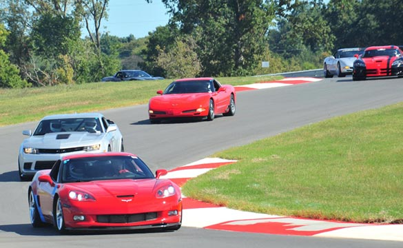 [VIDEO] NCM Motorsports Park Hosts Inaugural High Performance Driving Event