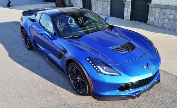 Chevrolet Already Has Over 5,000 Orders for the 2015 Corvette Z06