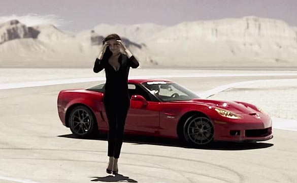 [VIDEO] Exotics Racing Drifts a Corvette Z06 with a French Model