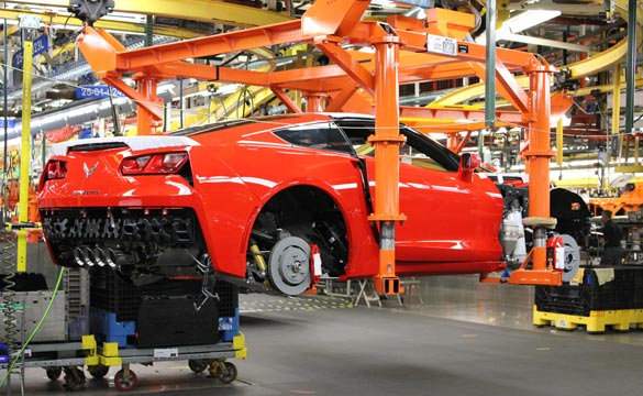 [DVR ALERT] Corvette Stingray To Be Featured On Discovery Channel Tonight at 10pm ET
