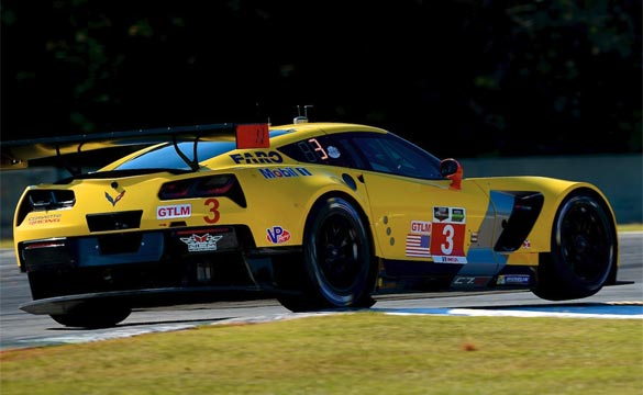 Corvette Racing at Road Atlanta: Gavin and Miller Finish Fourth in GTLM