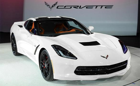 Three GM Designers to Paint a Corvette Stingray During a Fundraising Gala at a Detroit Museum