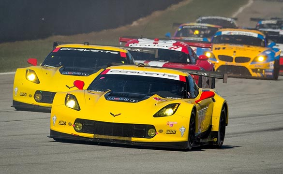 Remember to Vote for Corvette Racing for the 'Team to Win' Award