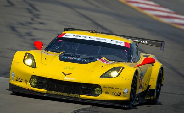 Vote for Corvette Racing for the 2014 Team to Win Award