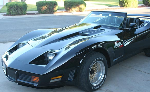 Corvettes on eBay: 1979 Custom Duntov Turbo Corvette Offered at No Reserve