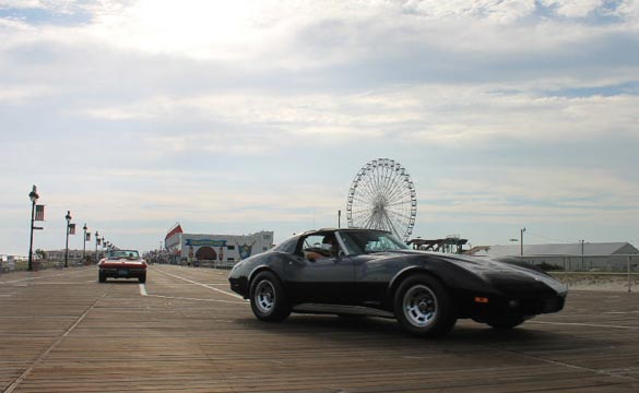[PICS] Corvettes on the Boardwalk in Ocean City